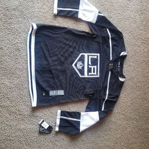 New Adidas LA Kings Official NHL Jersey Size 50